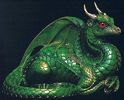Как сделать чешую дракону
